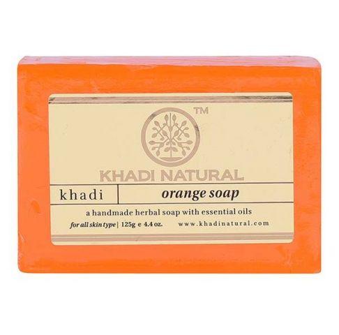 Мыло Апельсин Khadi Orange Soap