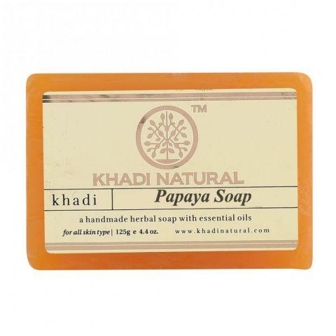 Мыло Папайя Khadi Papaya Soap