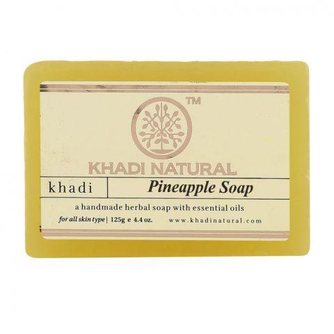 Мыло Ананас Khadi Pineapple Soap