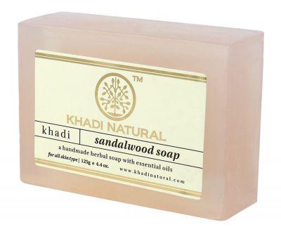 Khadi Sandalwood Soap