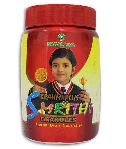 Брахми плюс Смрити в гранулах 200 г Nagarjuna Brahmi Plus Smrithi Granules 200 g