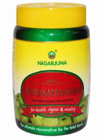 Чаванпраш Nagarjuna Chyavanapraasham