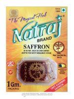 Natraj Brand Saffron