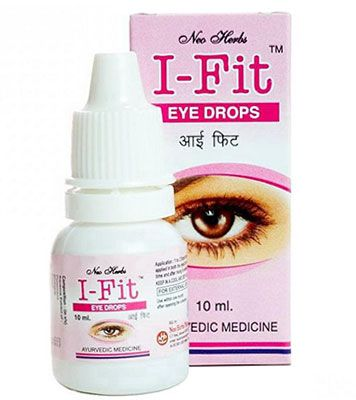 Neo Herbs I-Fit Eye Drops