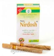 Нирдош сигареты-ингалятор со вкусом гвоздики и мяты