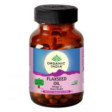 Льняное масло Омега-3 60 капс