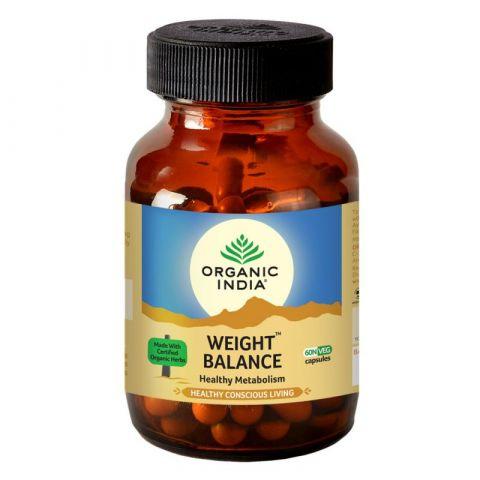 Вэйт Баланс 60 капс Organic India Weight Balance 60 caps