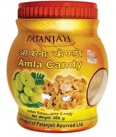 Амла Цукаты 500 г Patanjali Amla Candy 500 g