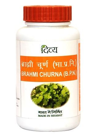 Брахми чурна Patanjali Brahmi Churna