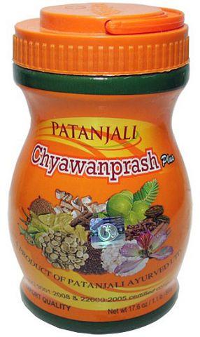 Чаванпраш плюс Patanjali Chyawanprash plus