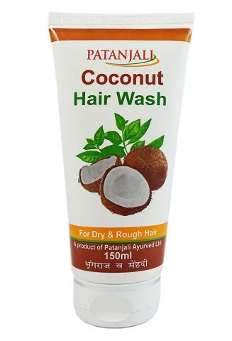 Шампунь для волос Кокос Patanjali Coconut Hair Wash