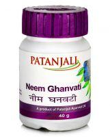 Patanjali Neem Ghanvati
