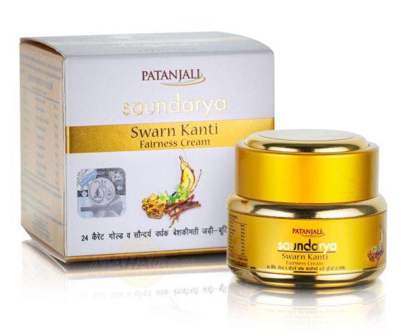 Крем Сварн Канти Patanjali Saundarya Swarn Kanti Fairness Cream
