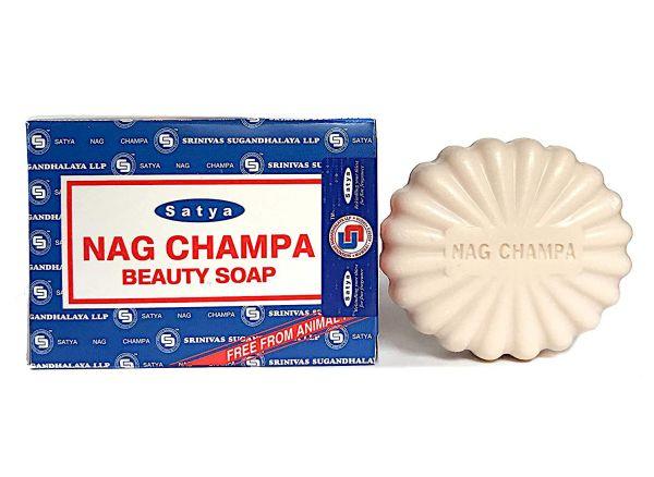 Мыло Наг Чампа Satya Nag Champa Beauty Soap