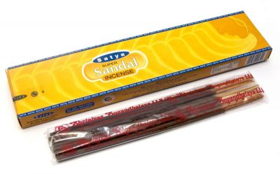 Satya Super Sandal Incense