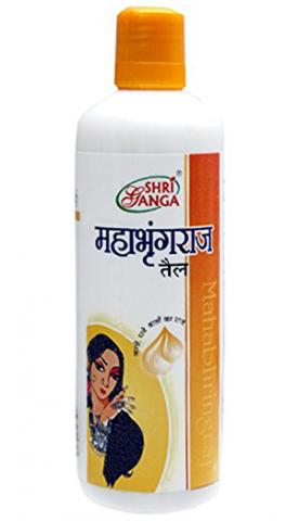 Махабрингарадж масло Shri Ganga Mahabhringraj oil