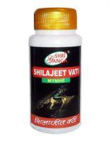 Shri Ganga Shilajeet Vati
