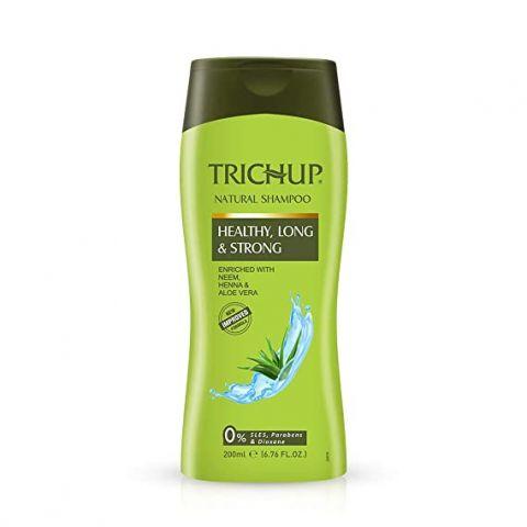 Шампунь Тричуп для здоровых, длинных и крепких волос Trichup Healthy Long & Strong Natural Shampoo