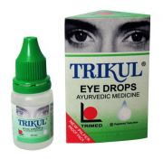 Трикул капли глазные