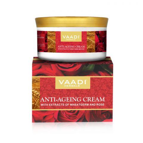 Крем для лица антивозрастной Vaadi Anti-ageing Cream