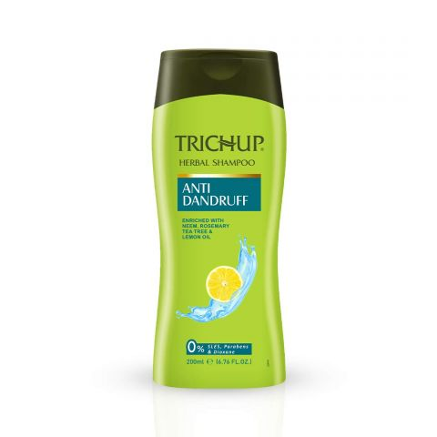 Шампунь Тричуп от перхоти Vasu Trichup Anti-Dandruff Herbal Shampoo