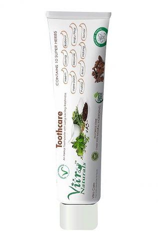 Зубная паста на травах Витро Vitro Naturals Toothcare