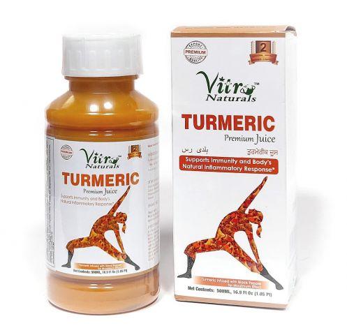 Сок куркумы Vitro Turmeric Premium Juice