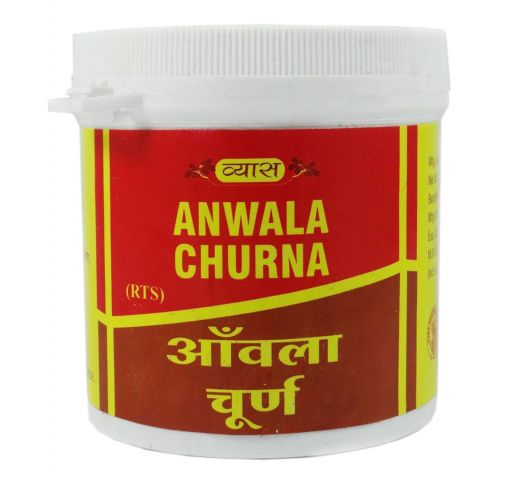 Амла порошок Vyas Anwala Churna